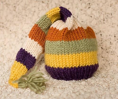 Val's Baby Boy Hat