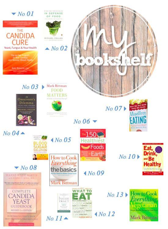 My Bookshelf: Books to Read