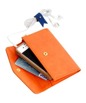 Gift Idea: Smartphone Wallet from Mochi Things