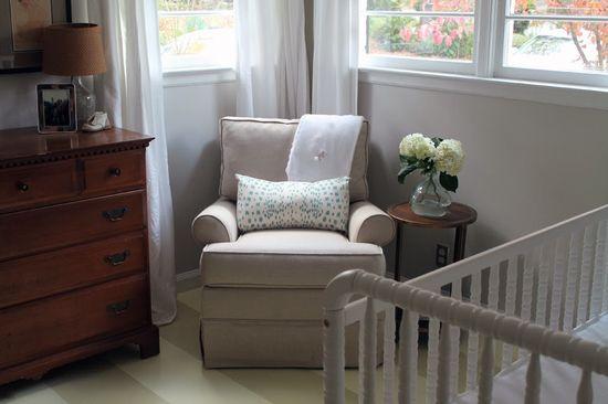 Kate Decorates: One Room Challenge: Baby Girl's Nursery