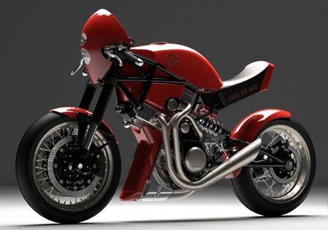 JJ2S X4 500cc 2 Stroke motorcycle