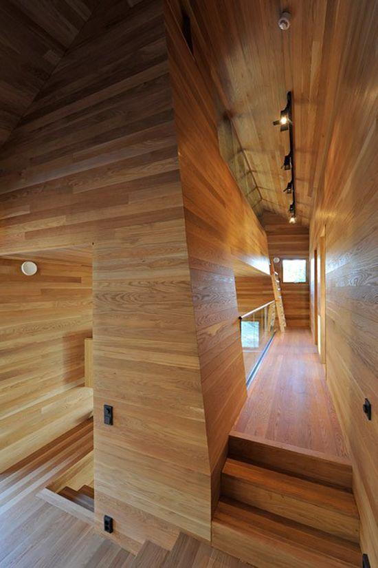 Timber home design