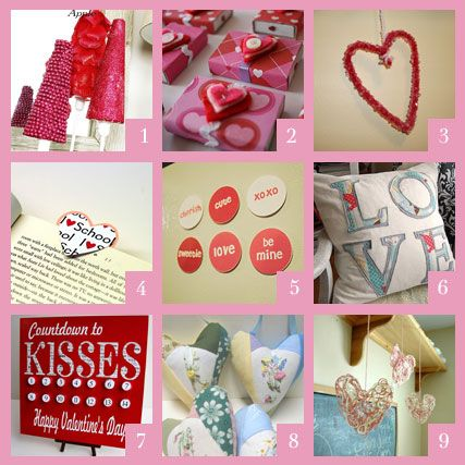 9 Valentine Project Ideas