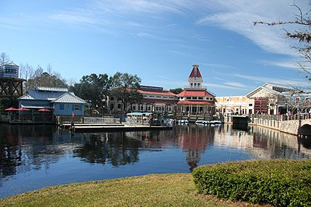 Unofficial Guide to Disney's Port Orleans Riverside & French Quarter Resorts
