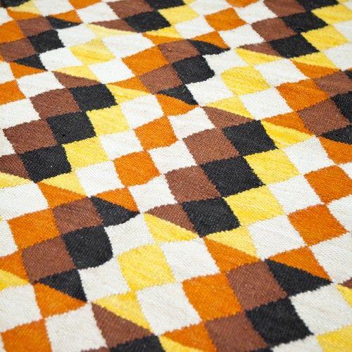 HOUSE OF RYM - Commedia dell'Arte– Handmade rug - LIVING ROOM