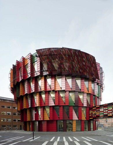Kuggen / Wingårdh Arkitektkontor ~ DesignDaily Network