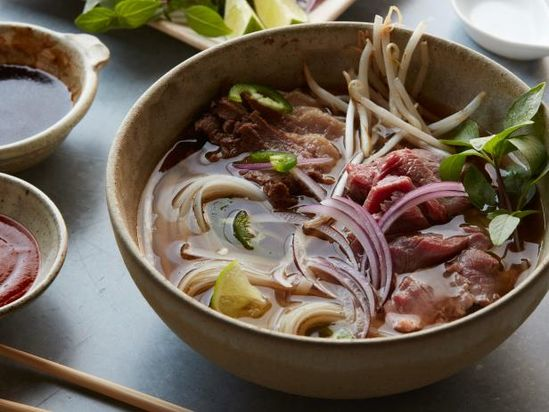 Instant Pot Beef Pho Recipe | Food Network Kitchen | Food Network