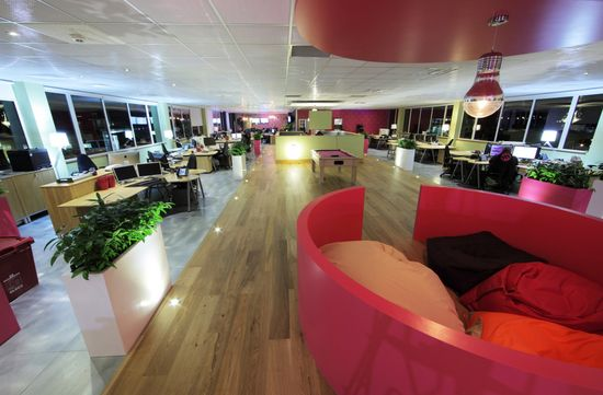 Melbourne Office Interior