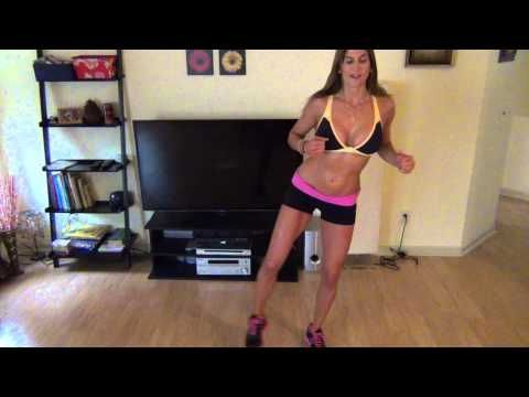 Cellulite fighting workout #4