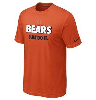 Just Do It T-Shirt (Orange)