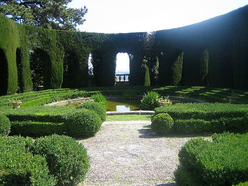 Il giardino di Villa Gamberaia un Settignano
