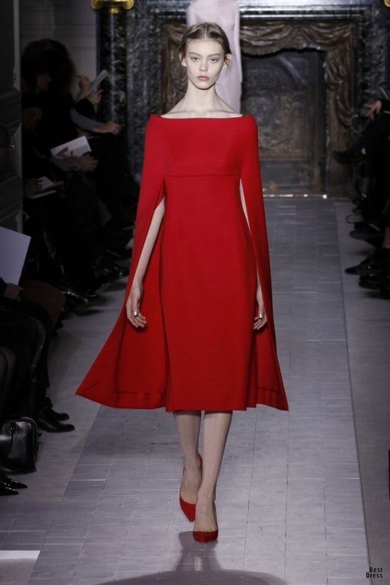 VALENTINO HOUTE COUTURE SPRING/SUMMER 2013 High Fashion Haute Couture glamour featured