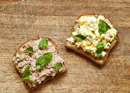 25 Lunch ideas from Bon Appetit