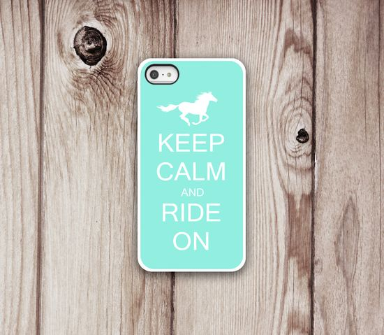 Horse iPhone Case - Iphone 4 - Iphone 4s - Iphone 5 - Iphone Cover - Horse iPhone Cases by Luv Your Case (223)