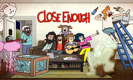 Close Enough  Board