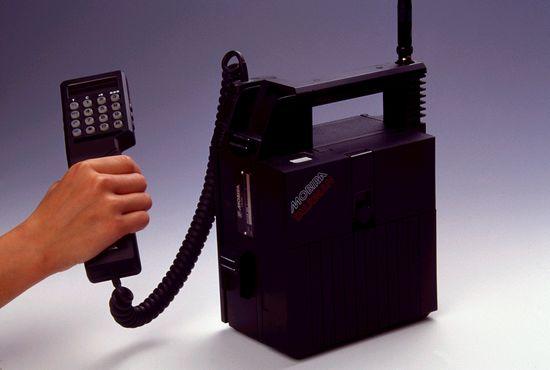 new cellular phone