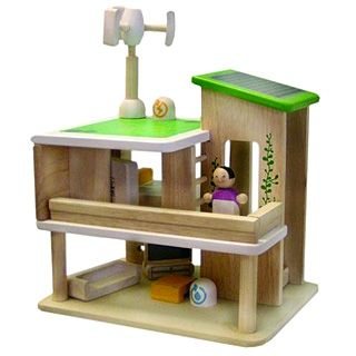 Eco Doll House-  great site for other eco toys