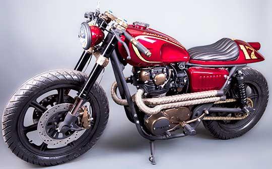 Yamaha XS 650 by Speakeasy Motors Work