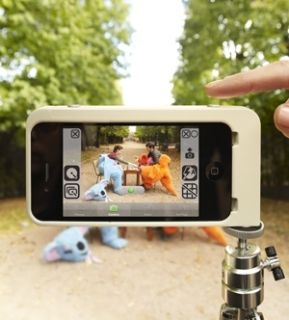 Your iPhone IS your go-to camera? Check this out and make it even better. . .