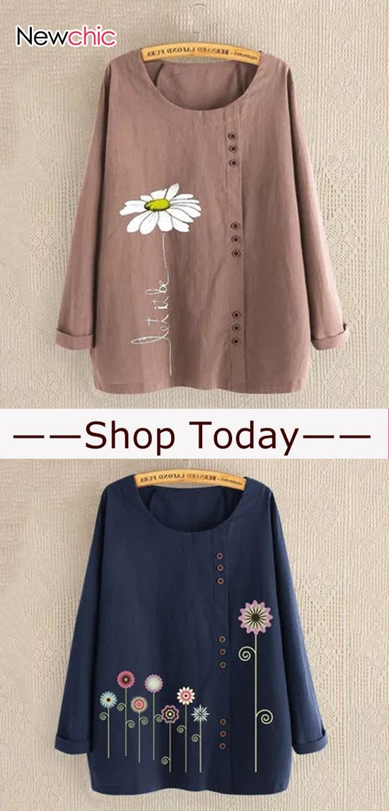 NewChic—Your Private Wardrobe, Women #Casual #PlusSize Tops, Best #Outfits for #Autumn & Winter!  Up to 80% OFF, Cool Price but Top Quality! #Backtoschool
