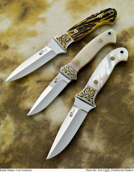 Curt Erickson Handmade Knives