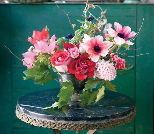 deli flower arrangement ny times