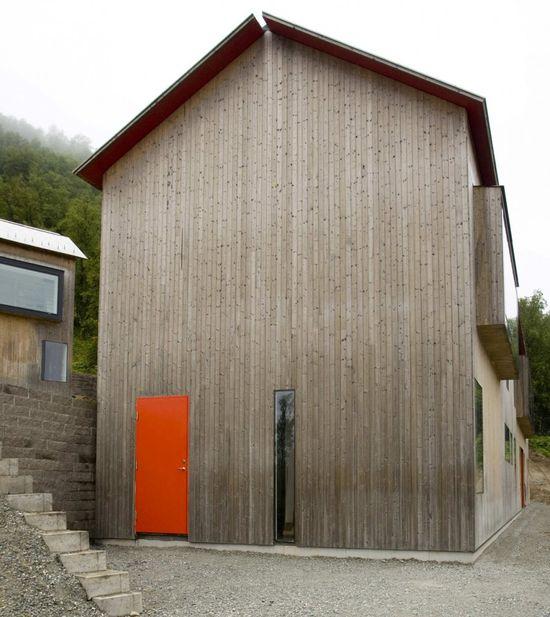 Osthang / Daniel Fagerberg Arkitekter, Sweden
