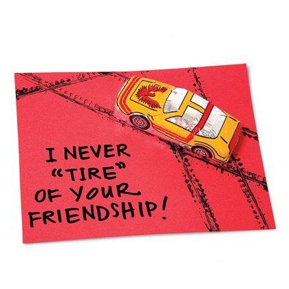 preschool valentines card idea