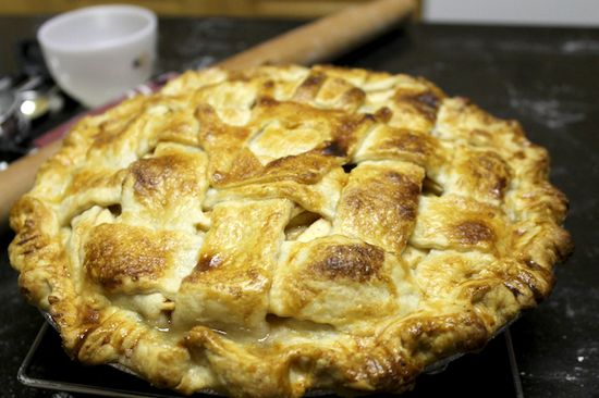 The Pie Belle's Apple Pie + baking Tips from a Pie Expert