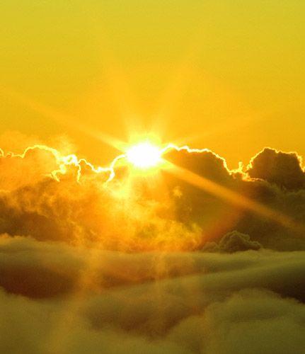 gorgeous sunshine :)
