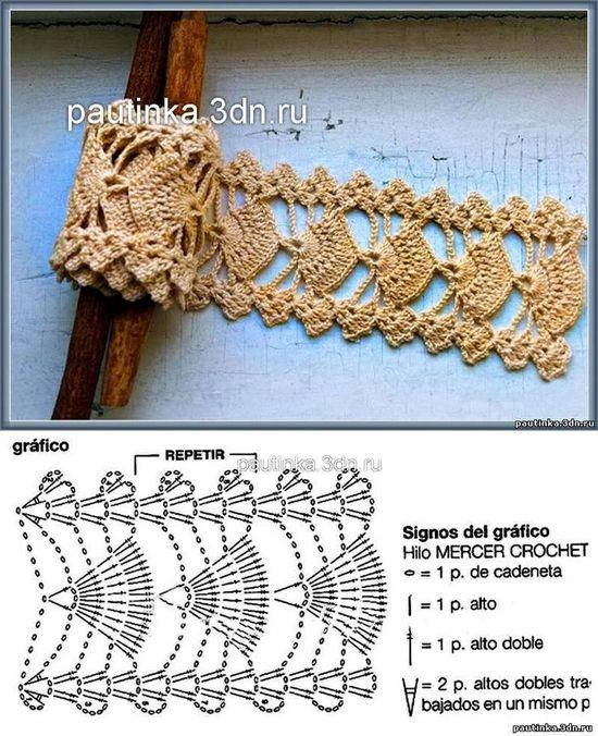 beautiful crochet ed