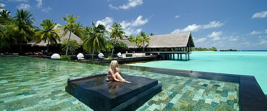 One & Only Resort, Maldives