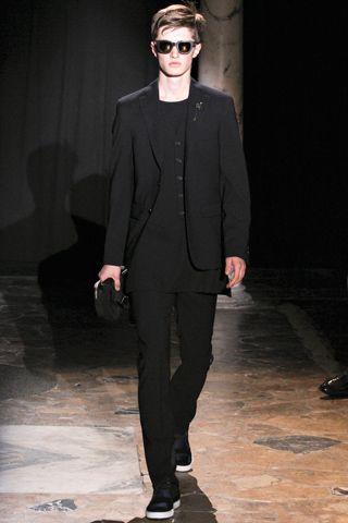 Acne Spring 2013 Menswear