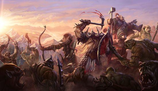 670 Fantasy battle illustrations ideas | fantasy, fantasy battle, fantasy  art