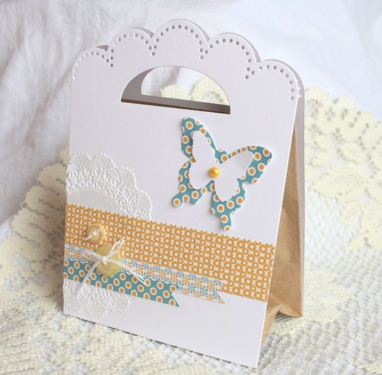 Handmade Gift Bag - Any Ocassion
