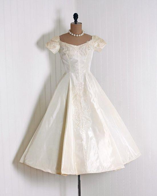Cocktail Dress, Loeb's-Lafeyette: 1950's