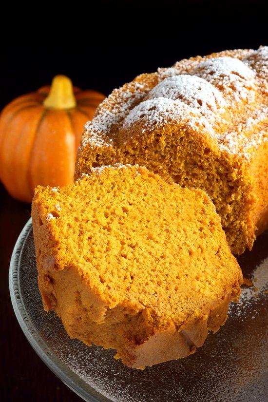 Easy Two Ingredient Pumpkin Cake Recipe