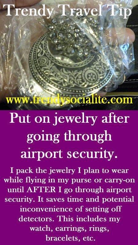 Go to trendysocialite.com for more tips on travel, natural hair, beauty, fashion, thrifting, etc. #travel #accessories