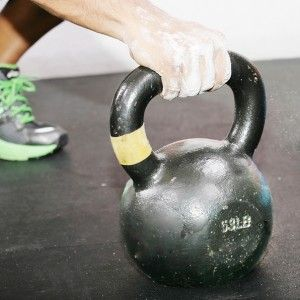 KETTLEBELLS: My personal trainer introduced these to me and they have definitely been working!   --Make the most of gym time with exercises that mimic functional movements. Start a kettlebell workout regimen with the basic kettlebell swing, which engages five major muscles.