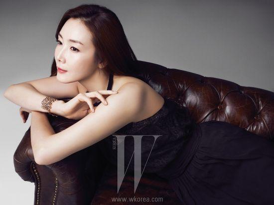 "OMONA THEY DIDN'T! Endless charms, endless possibilities ? - ""The Ladies"" for W March 2013 issue Ft Shin Min Ah, BoA, Kim Tae Hee, Choi Ji Woo, Han Ji Hye + ..."
