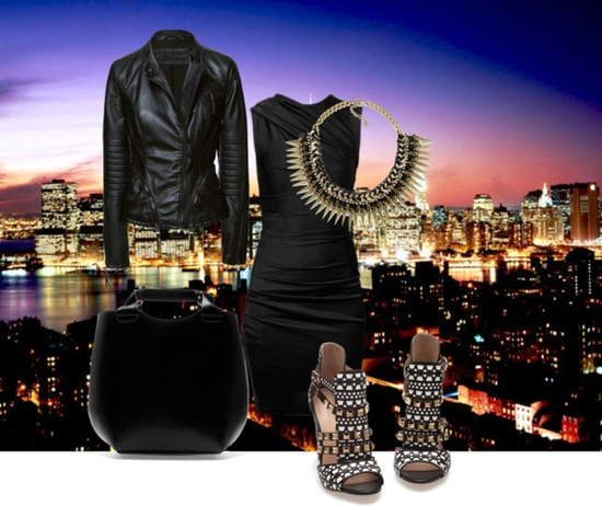 """""""night life.."""" by marufah-chavoos on Polyvore"""