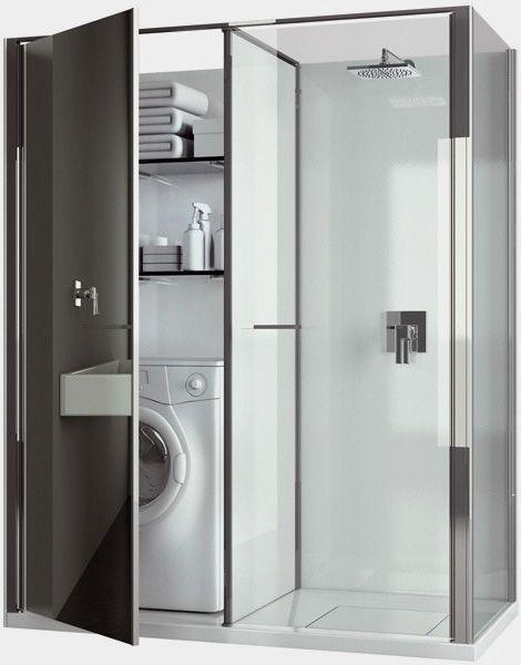 60 Basement Bathroom Laundry Combo Ideas In 2020 Laundry In Bathroom Laundry Room Laundry Room Design
