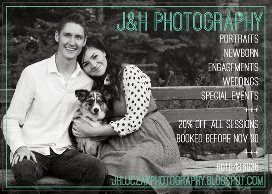 Fall Photography Discount at j&h photography {utah photographer, utah photography}
