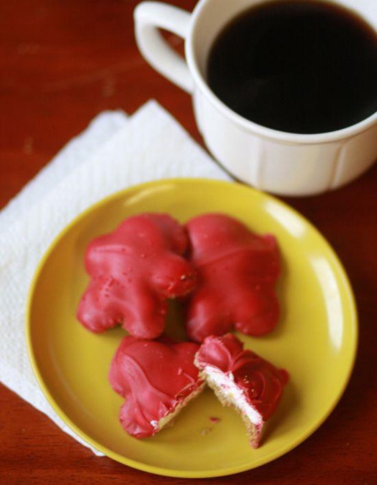 Red Velvet Gingerbread Men
