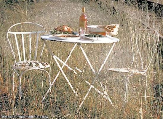 A French picnic