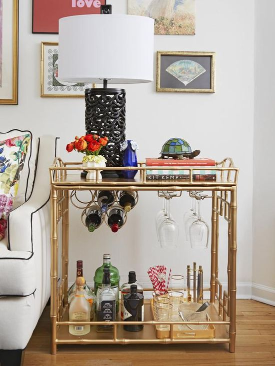 Decorating Ideas for Small Spaces : Page 02 : Decorating : Home & Garden Television