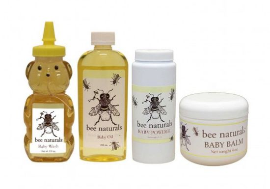 Natural baby products from Bee Naturals, Clarksville, MO