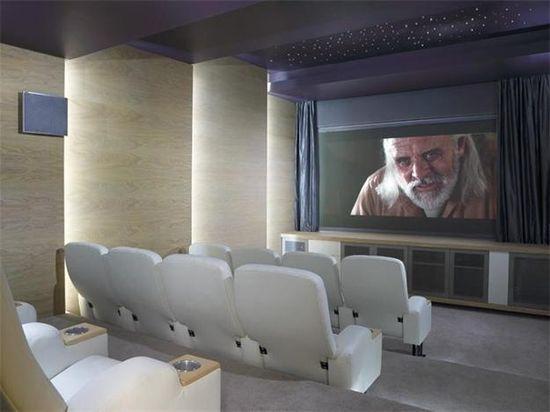 modern interior design and