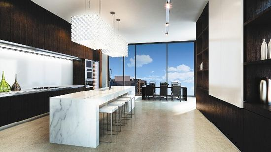 Modern kitchen design #kitchen design
