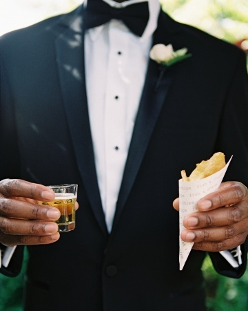 10 delicious food duos for your wedding
